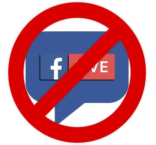 Sửa lỗi chặn popup khi Stream Live Video Facebook, phát video trực tiếp Facebook trên máy tính
