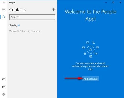 Sửa lỗi 0X8500201 khi đồng bộ Email trong Windows 10