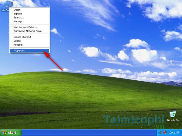 nang cap windows xp len windows 7