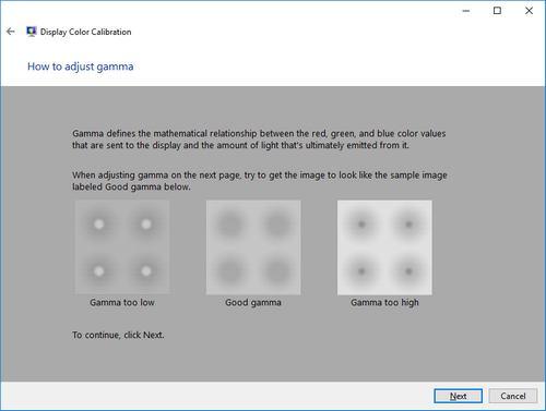 Chỉnh màu màn hình máy tính, thiết lập màu sắc màn hình máy tính giúp