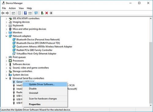 Cách sửa lỗi USB Device Not Recognized Code 43 trên máy tính 2