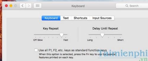 Cách bật, tắt phím chức năng FN + F1, F2, F3, ... F12 trên Laptop 10