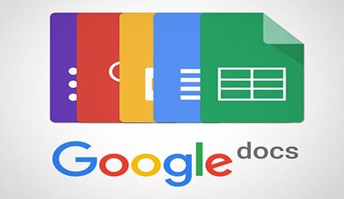 su dung google docs