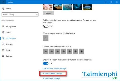 Cách chỉnh thời gian tắt màn hình Win XP/7/ 8/ 8.1/ 10 nhanh nhất.  14