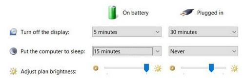 Cách chỉnh thời gian tắt màn hình Win XP/7/ 8/ 8.1/ 10 nhanh nhất.  11
