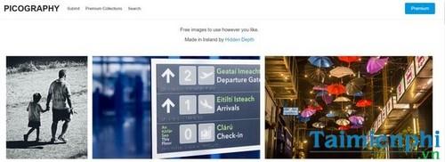 Top website cung cấp kho ảnh miễn phí, chất lượng cao