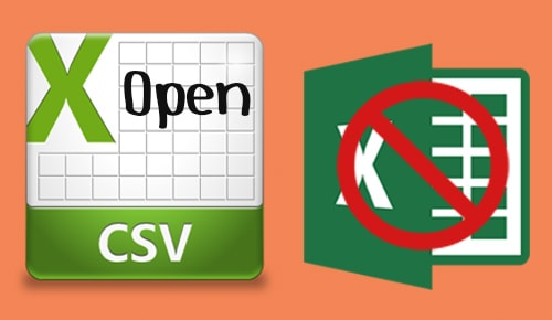 huong dan mo file CSV