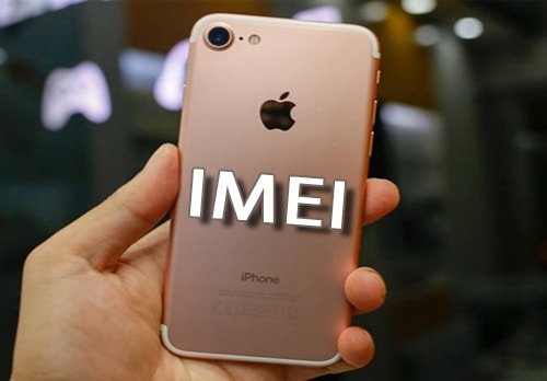 check imei iphone 7