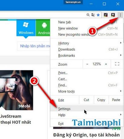 Tắt dịch trang web trên Chrome, tự động dịch ngôn ngữ trong Google Chrome