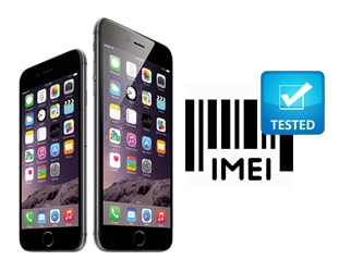 check imei iphone