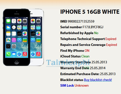check imei iphone quoc te
