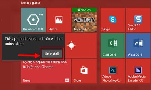 Cách gỡ bỏ chương trình trên máy tính Windows 10, 8.1/8, 7,Vista, XP 3