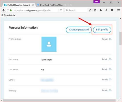 Cách xóa tài khoản Skype vĩnh viễn trên máy tính 7