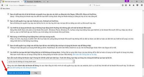 Cách xóa tài khoản Skype vĩnh viễn trên máy tính 3