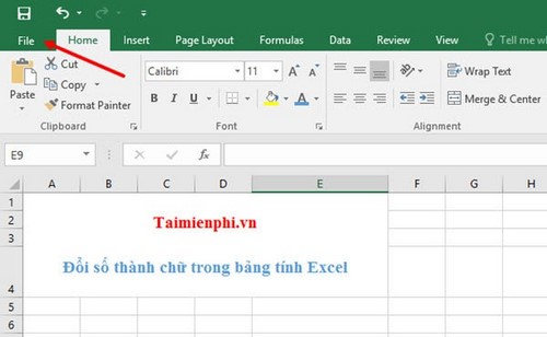 Cách đổi số thành chữ trong bảng tính Excel bằng VnTools 2010, 2013, 2007, 2003, 2016  7