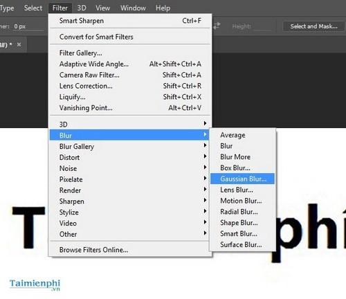 Cách làm nét ảnh bằng Photoshop, tăng độ nét cho ảnh mờ 13