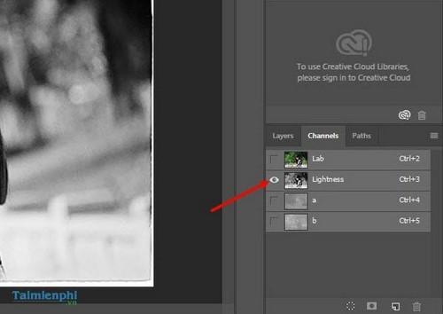 Cách làm nét ảnh bằng Photoshop, tăng độ nét cho ảnh mờ 7