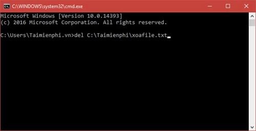 Cài và sử dụng Unlocker xóa file cứng đầu khỏi máy tính 14