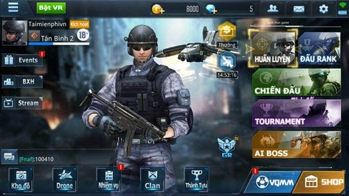 choi game ban sung