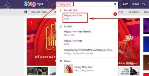 tai bai hat happy new year