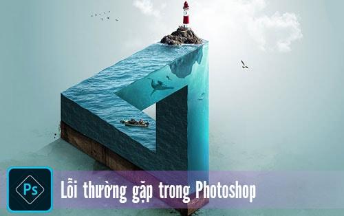 loi trong Photoshop