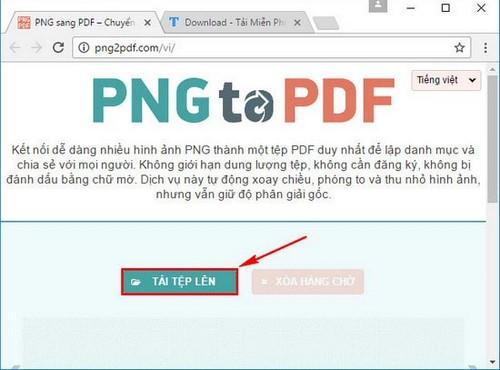 chuyen anh png sang PDF