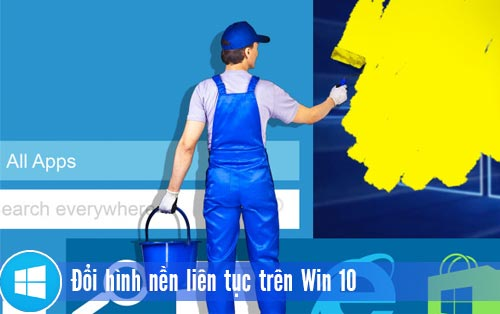 doi hinh nen may tinh lien tuc tren windows 10