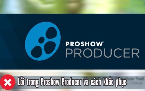loi proshow producer