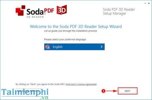 su dung soda 3d pdfe reader