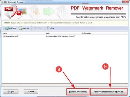 delete your logo license pdf state pdf watermark remover