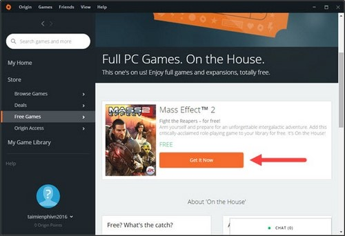 Play mass effect 2 free