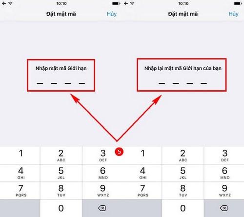 Cách chặn mua ứng dụng trên App Store, khóa chức năng mua Apps trên iPhone