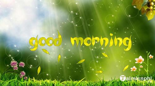 Tin nhắn chúc buổi sáng ngọt ngào cho người yêu, người thân