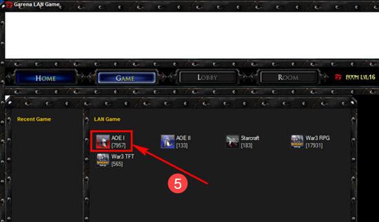 Cách chơi Đế Chế trên Garena, chơi AOE Online 6