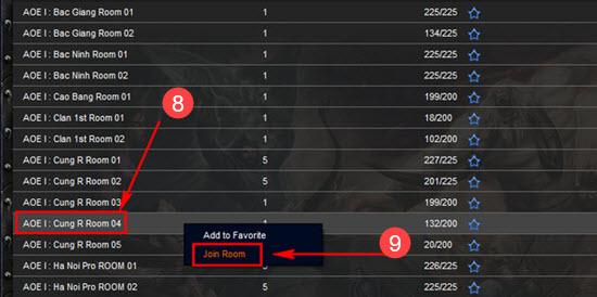 Cách chơi Đế Chế trên Garena, chơi AOE Online 8