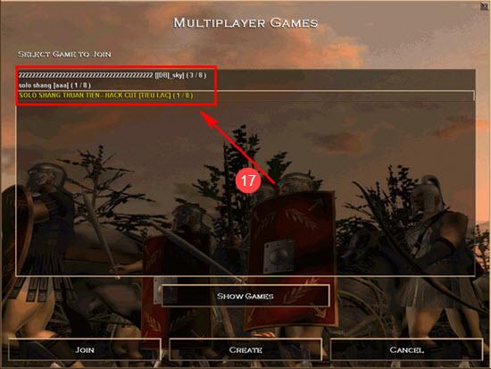 Cách chơi Đế Chế trên Garena, chơi AOE Online 14