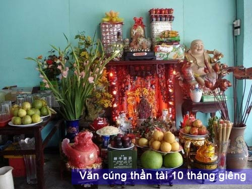 le cung than tai mong 10 thang gieng
