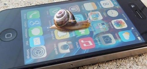 kiem tra cac ung dung lam cham iphone ipad 1