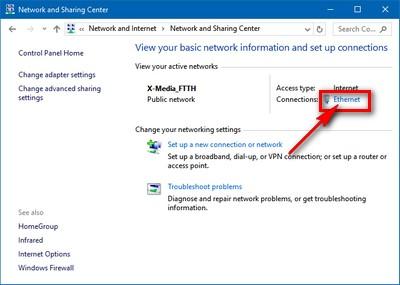 Cách sửa lỗi No Internet, Secure trên Windows 10, fix lỗi
