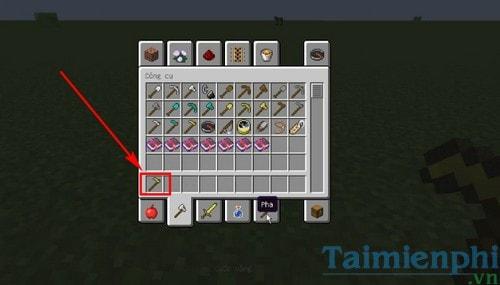 Cách làm ruộng trồng lúa mì trong game Minecraft 0