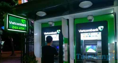 the atm vietcombank rut duoc tien o nhung cay atm nao