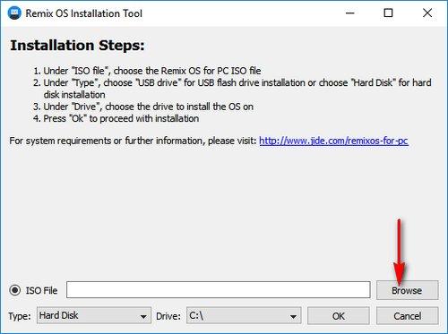 Cách tạo USB cài Remix OS, sử dụng Remix OS trên USB
