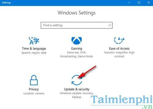 Cách tìm kiếm lỗi Windows 10 tự động