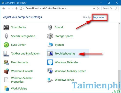 Cách tìm kiếm lỗi Windows 10 tự động 3
