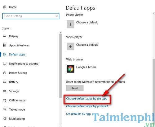 Tắt tính năng mở file PDF trên trình duyệt Edge Windows 10