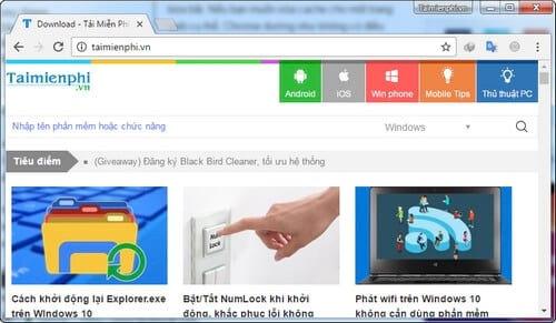 xoa cache cua website cu the tren google chrome 1