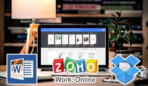 Top 5 công cụ soạn thảo văn bản trực tuyến thay thế Google Docs