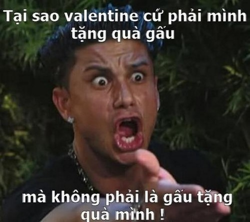 Bộ ảnh chế tình yêu, Valentine, 14 2 hài hước nhất quả đất 6