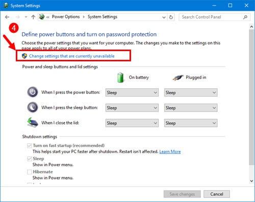 Các cách sửa lỗi màn hình đen Windows 10 15