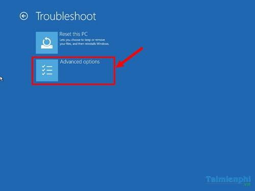Các cách sửa lỗi màn hình đen Windows 10 5